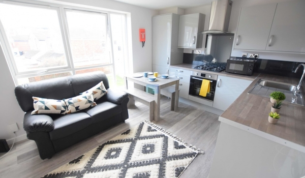 Brayford Court - Student Apartment - En-suite Student Room Available NOW 1